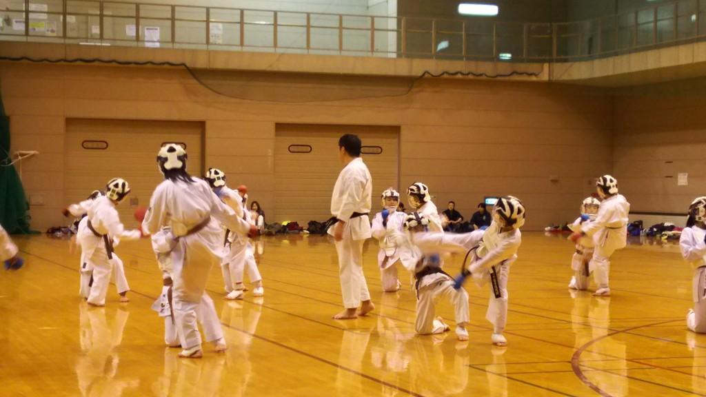 練習風景(3)